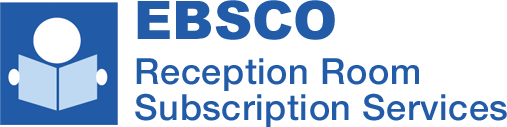 Ebsco Reception Room Subscription Services